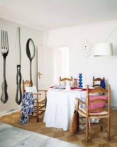 Una casa de espíritu bohemio junto al mar | Tienda online de decoración y muebles personalizados