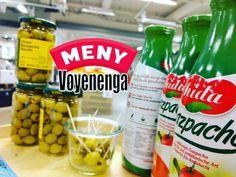 #EDINorge Liker du mat? Vil du spise bedre forskelig? komm in! Nå på Meny Vøyenenga Lurer du på hvor du får kjøpt produktene våre? her http://bit.ly/DemoEDI #matoslo #nowoslo #oslo #matbutikken