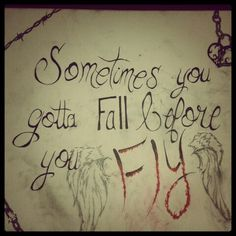 Sleeping with sirens kellin quinn quote  love this that will be my first tattoo