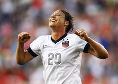 Abby Wambach Is Now The Highest-Scoring Women's Soccer Player In History