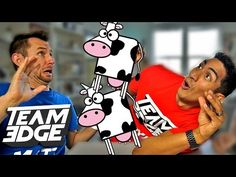 DON'T TIP THE COW CHALLENGE! - YouTube