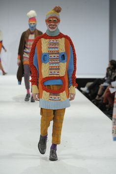 Hannah Taylors whimsical knitted madness