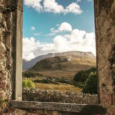 Mount Rainier, Ireland, Mountains, Places, Nature, Photography, Travel, Naturaleza, Photograph