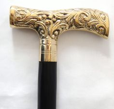 A cane for all occasions.