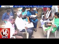 ICDS Officers stops Child Marriages in Nizamabad (21-04-2015)
