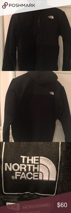 North Face Mens Jacket Mens Medium North Face Jacket The style is called Denali. Perfect condition. The lower half of the jacket is a thick fleece type material. The upper part around the shoulders is a jacket type material. The North Face Jackets & Coats Performance Jackets