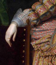 Yolande de Ligne, c.1610