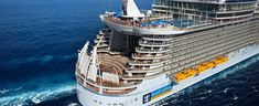 How about a cruise on Royal Caribbean's Allure of the Seas?!