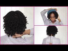 3 masques maison pour cheveux secs et fins - NanaSecrets.com Natural Hair Styles, Crochet Hats, Hairstyles, Youtube, Fashion, Hair Conditioner, Hair Masks, Hair Care, Dry Hair