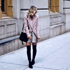 7daed846a36 229 Best Over the Knee Boots Outfit Ideas images in 2019