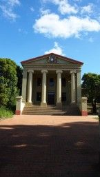 Old court house, Young NSW