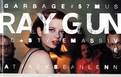 Ray Gun magazine e la grafica editoriale degli anni '90