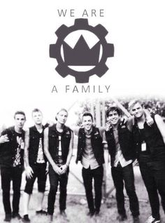 Crown the Empire ~~ I just started listening to them and I already love them so much!!! :D