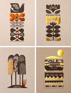 Sanna Annukka Eco Friendly Greeting Cards