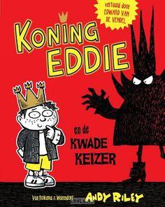 17 april 2017 Koning Eddie van Andy Riley. Leuk, eigenzinnig en hilarisch.