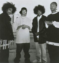 Bone Thugs N Harmony: Layzie, Krayzie, Bizzy, Wish Bone (1995)