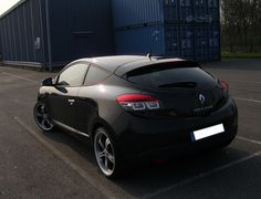 Renault Megane Coupe used - http://autotras.com