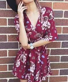 """This item is shipped in 48 hours, including the weekends. Material: Cotton blend Size S: Bust 34.64"""" - 88 cm; Length 29.52"""" - 75 cm; Sleeve 10.62"""" - 27 cm M: Bust 36.22"""" - 92 cm; Length 30.31"""" - 77 cm"""