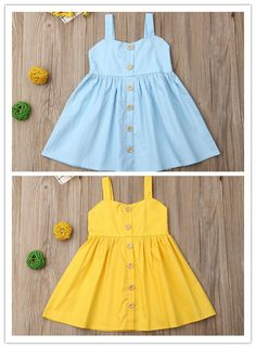 playwear for girls Girls Frock Design, Kids Frocks Design, Baby Frocks Designs, Baby Dress Design, Baby Girl Frocks, Frocks For Girls, Toddler Girl Dresses, Cute Little Girls Outfits, Little Girl Dresses