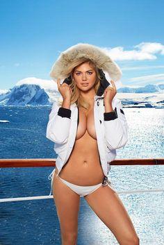 Throwback Thursday: Kate Upton in Antarctica, 2013 | SI.com