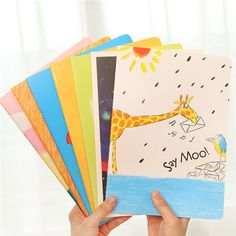 Korean style import stationery illustration design school & office note book custom notebook printing, View custom notebook printing, Smart Product Details from Yiwu Smarte E-Commerce Firm on Alibaba.com