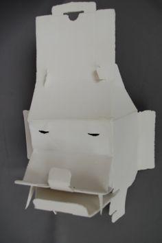 Maske Judith Hopf Figurative, 3 D, Sculptures, Container, Toys, Baccalaureate, Street Graffiti, Sculpture, Artists