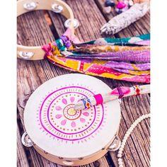 SnapWidget | Dreamin of those festival days #SoulMakes Rhiannon Tambourine  + Freebird Tambourine + Agate