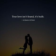 In a world where everything in temporary building true love make all the difference Qoutes About Love, Inspiring Quotes About Life, Inspirational Quotes, Quotes To Live By, Me Quotes, Coach Quotes, Couple Quotes, Chakra, True Love Waits