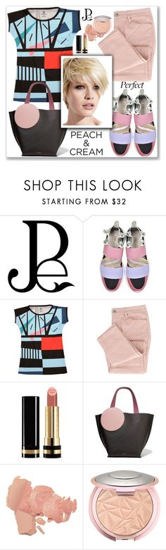 """Geometric Prints"" by jecakns ❤ liked on Polyvore featuring Emilio Pucci, Gucci and Roksanda"