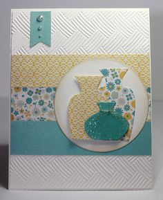 SC471 Fancy Vases by grannytranny - Cards and Paper Crafts at Splitcoaststampers