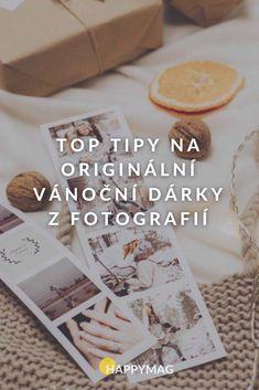 Partnerovi, kamarádce nebo třeba rodičům darujte osobní dárky z fotografií, které potěší a dojmou zároveň! Podívejte se, z čeho vybírat. #vanocnidarkyzfotografii #vanocnidarky #vanoce #darky #tipnadarek Health, Health Care, Salud