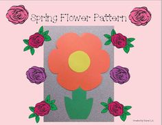 Here+is+a+Spring+Flower+Pattern+that+can+truly+be+used+in+many+different+ways!Enjoy!Karen+Scharf