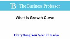 What is a Growth Curve?  TheBusinessProfessor.com  #TheBusinessProfessor #entrepreneurship #startup #business #businessowner #businessowners #law #lawschool #businessschool #Growthcurve What Is Capital, Capital Gain, What Is Budget, Competitor Analysis, Law School, Business School, Entrepreneurship