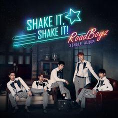 Road Boyz 1st Single Album 'Shake It, Shake It' Album Cover #RoadBoyz #로드보이즈 #Myoha #Hwan #Maca #Haneul #ZBell #묘하 #환 #마카 #하늘 #지벨 #조세호 #브이앱 #ShakeItShakeIt #ShakeItShakeItEra #RoadBoyzShakeItShakeIt