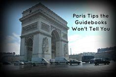 Paris Tips by MerryWithChildren