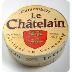 Le Chatelain Camembert Cheese, 8.8 Oz (Misc.) http://www.amazon.com/dp/B001TJRHKW/?tag=dismp4pla-20
