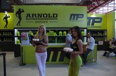 Feria Arnold Classic Europe 2013. Pabellón de Cristal (Madrid). USA FITNESS
