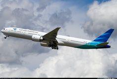 Garuda Indonesia PK-GIA Boeing 777-3U3/ER aircraft picture
