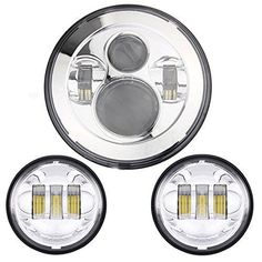 Harley Daymaker Headlights Road Glide Accessories