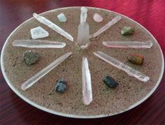 How to build a Lemurian 'Light Beam' crystal device | Lightworkers.org
