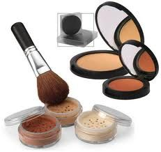 Glo Minerals ..... This can make your skin glow