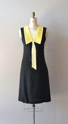 vintage 60s dress / mod 1960s dress / Girl Friday by DearGolden, $158.00