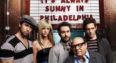 It's always sunny in Philly