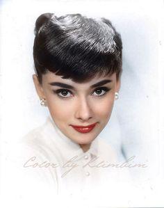 https://flic.kr/p/LMh4d9 | Audrey Hepburn
