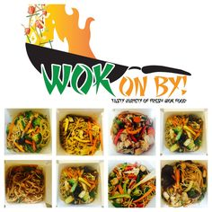 One box, infinite combinations! #wokonby www.wokonby.ro