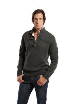 Sweater Pascal  Camisa Aquiles  Classic Fit 147