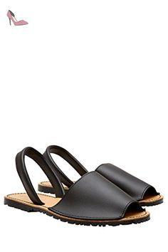 next Femme Sandales De Plage Standard Noir EU43 - Chaussures next (*Partner-Link)