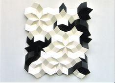 Gerard Caris - Reliefstructure 13V-1 (2003)