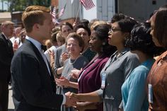 """Jim Crow laws enforced segregation and discrimination against African-Americans, who were legally obligated to use separate facilities. Though NASA's Langley Research Center in Virginia did hire women and African-Americans, offices, restrooms and other areas were kept segregated. """"Hidden Figures"""" portrays the hardships that black women at NASA facedin the years before the Civil Rights Act. http://www.space.com/35247-why-everyone-should-watch-hidden-figures.html?utm_source=notification"""