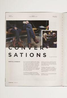 #graphic #design #editorial #printed